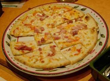 ピザのパズル