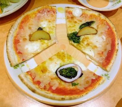 ピザの超人