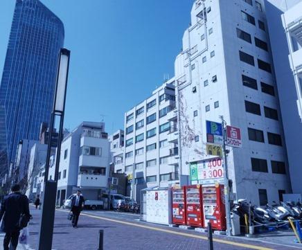 東京シャンゼリゼ通り