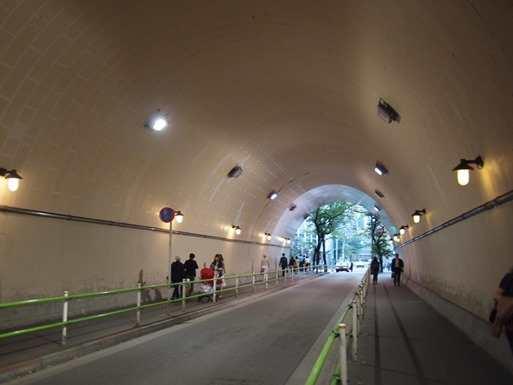 愛宕山トンネル