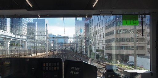 浜松町駅遠景
