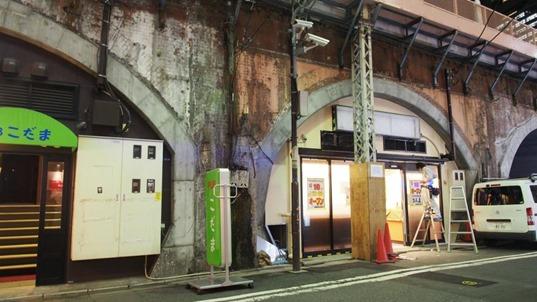 日高屋新橋オープン