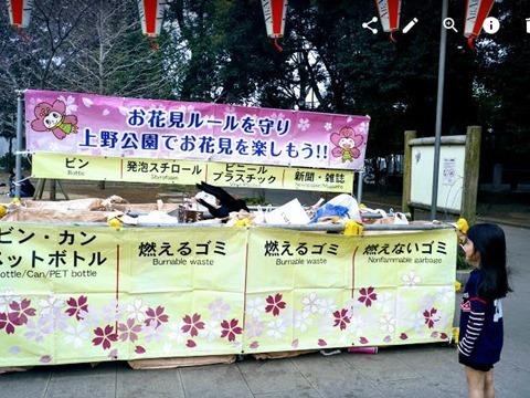 上野公園の春