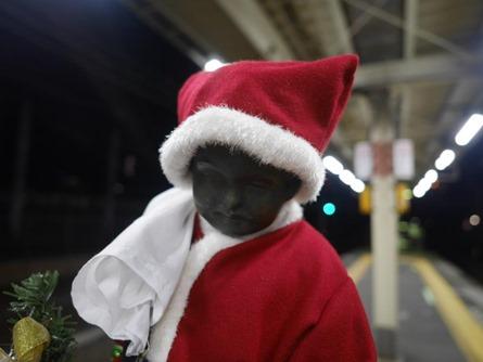 浜松町小便小僧12月