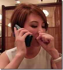 美雪ママの電話
