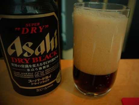 黒いビール