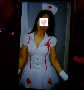 ハロウィン看護婦