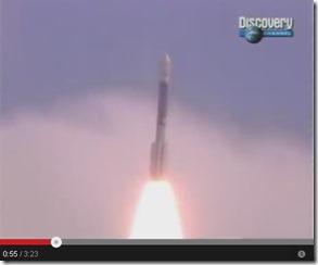 ロケット爆発