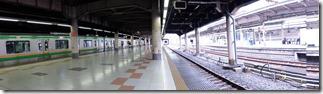 上野駅15-16番ホーム
