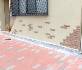 テトリスみたいな壁